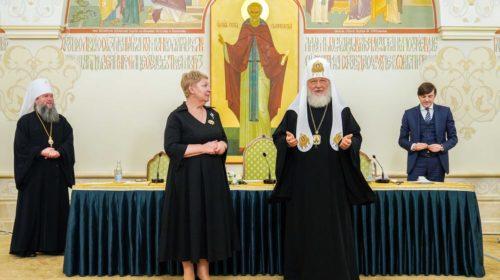 От сатанизма под видом групп в сети предостерег Патриарх Кирилл