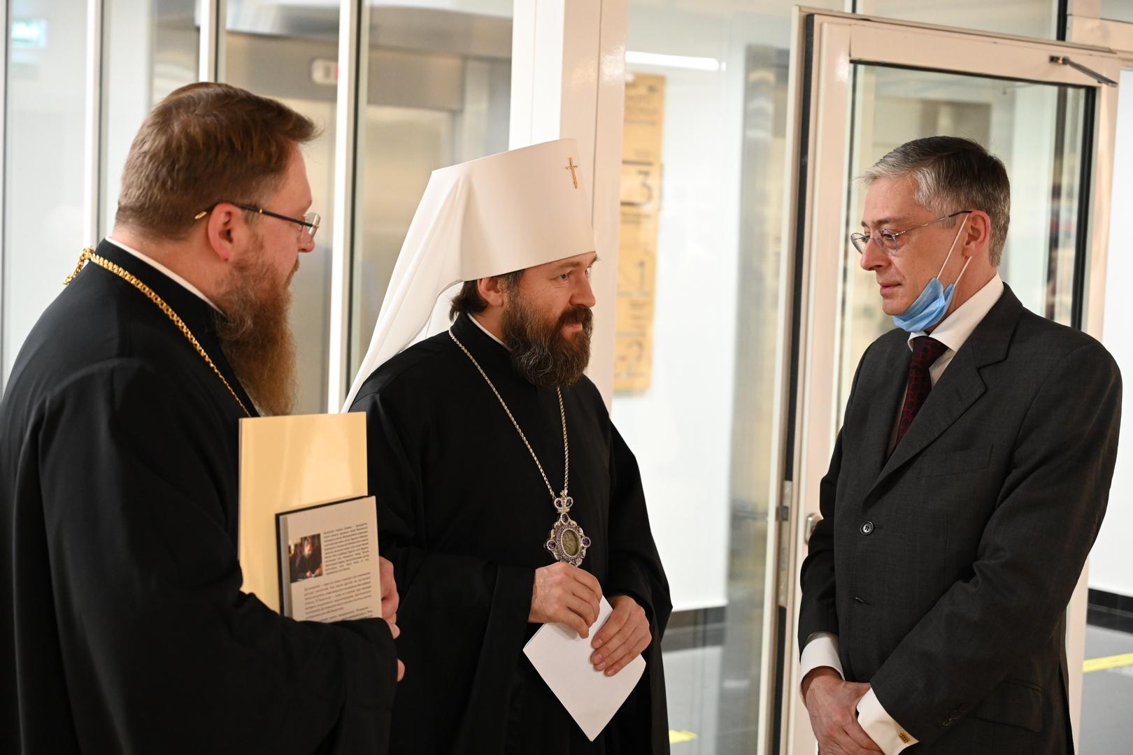 Председатель ОВЦС принял участие в собрании в честь 25-летия