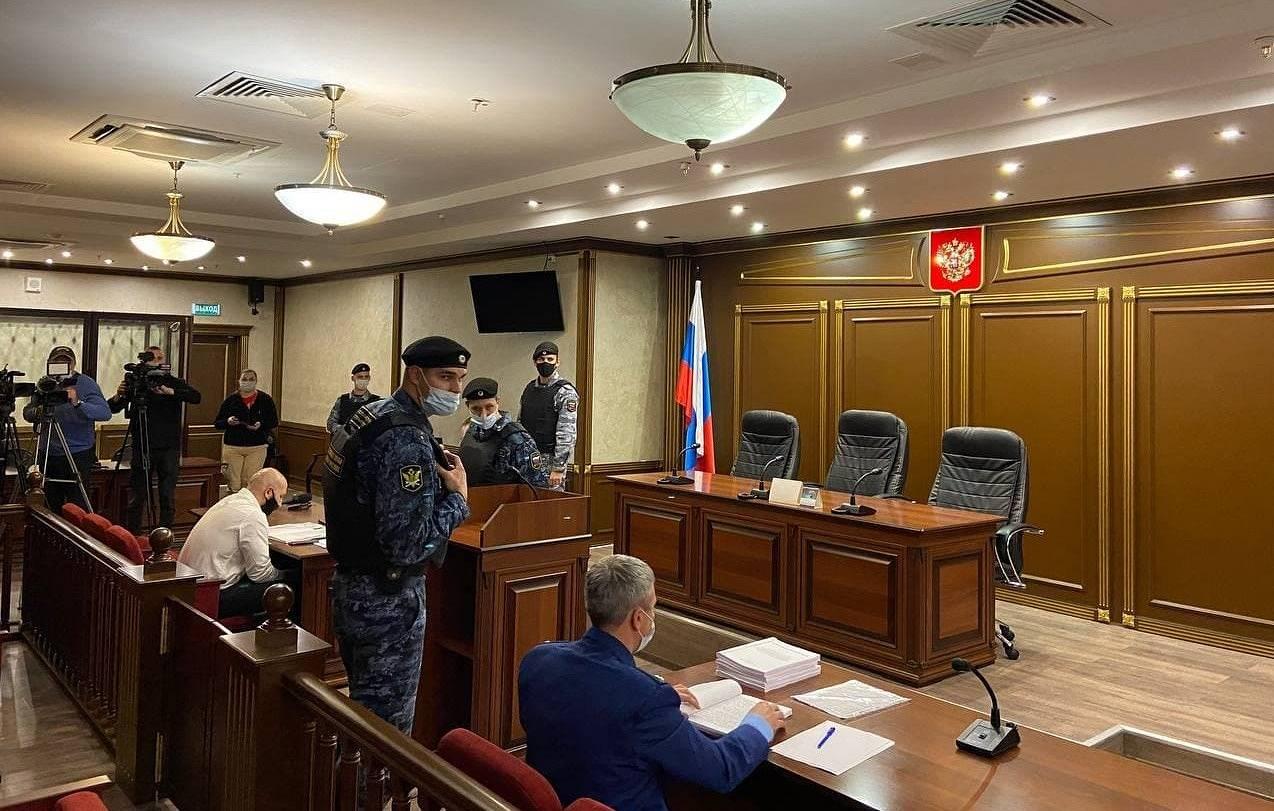 """Суд признал """"Мужское государство""""* экстремистской организацией"""