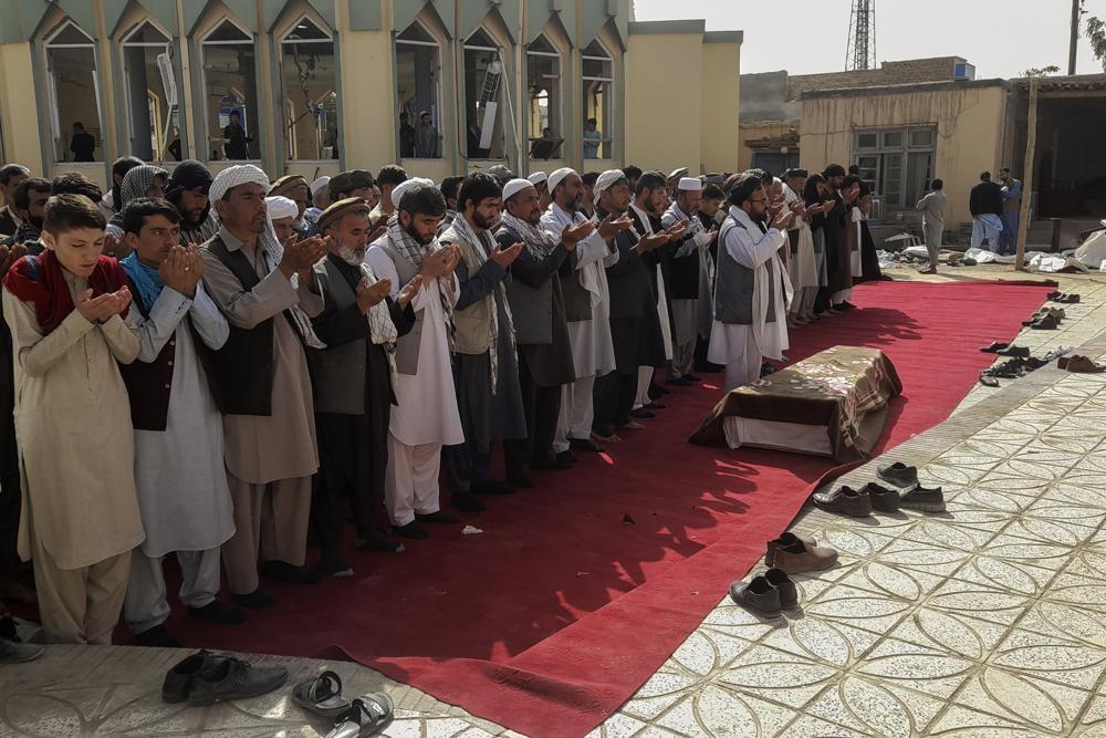 Талибан* отвергает сотрудничество с США в борьбе с терроризмом