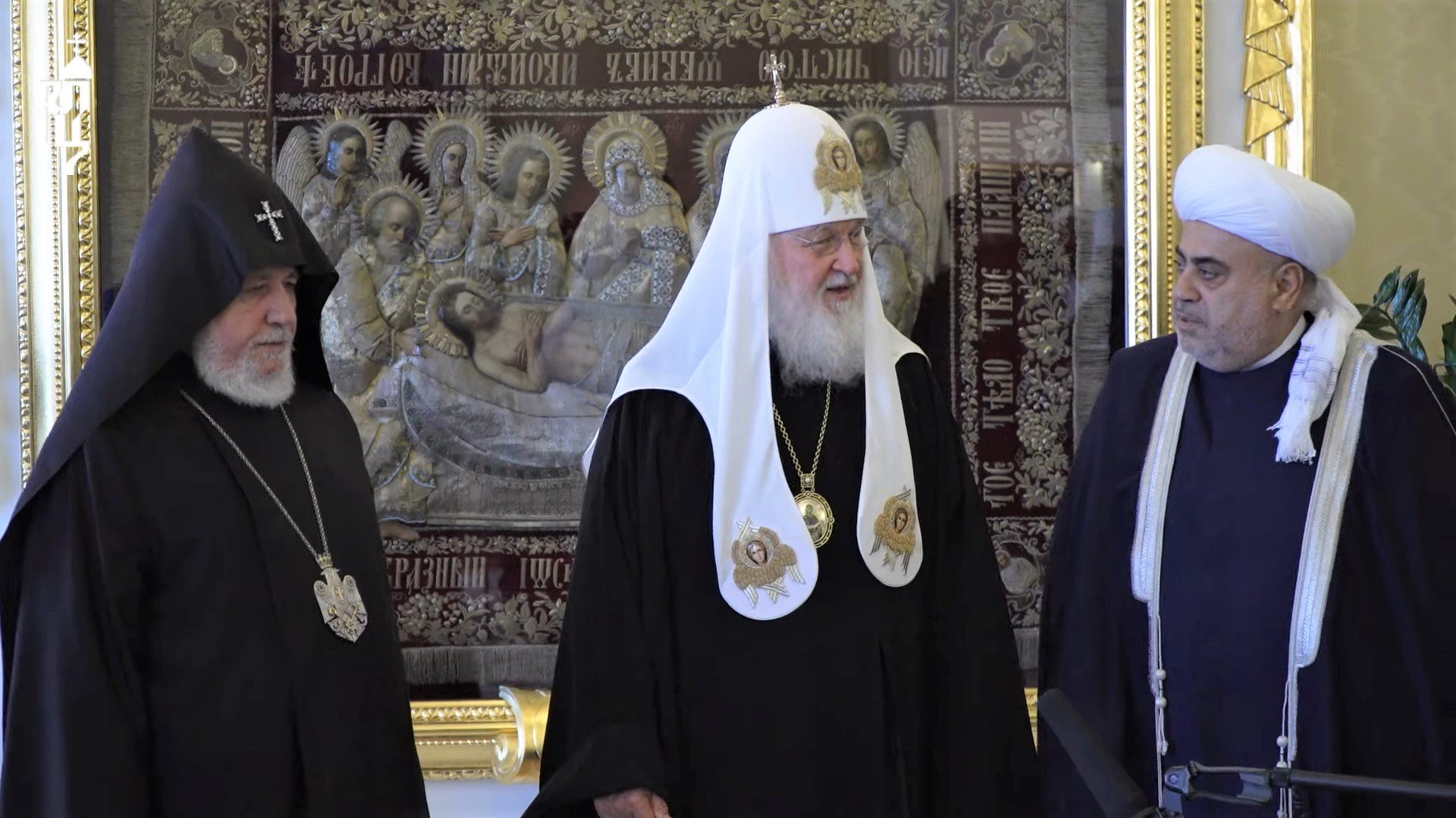 Пашазаде: я сказал Гарегину, что никакого статуса Карабаха не будет