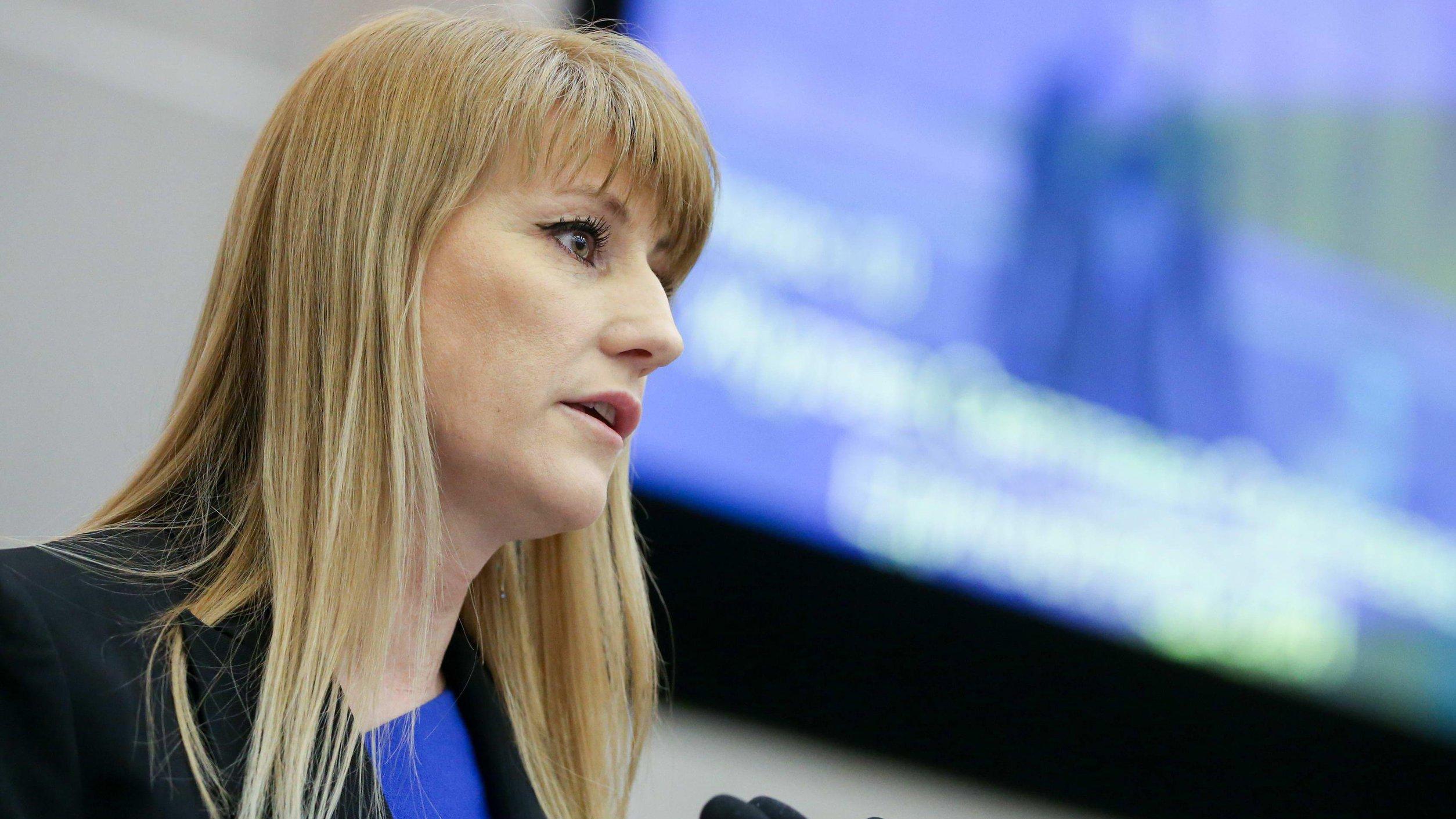 Депутат Журова осудила Хабиба за шутку про избиение в метро